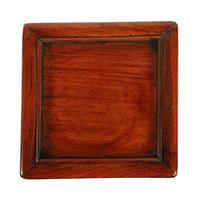 Small Chinese Rosewood Stand (4 of 7)