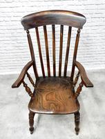 Windsor Lath Back Armchair (4 of 6)