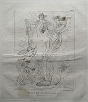 Gallery of 14 Historical Engravings Painted by Benjamin West (5 of 33)