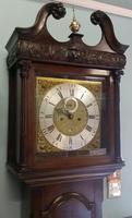 George II Irish Longcase Clock (4 of 11)