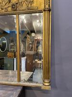 19th Century Large Gilt Overmantle Mirror (16 of 16)