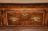 Stunning George III Oak Dresser Base (7 of 10)