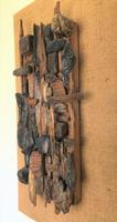 Original Hanging Wood Construction of 'Objet Trouve' by Ken Walch 1927-2017 (4 of 4)