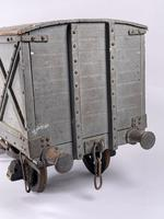 """Early 20th Century Wooden 3"""" Gauge Wagon (6 of 13)"""