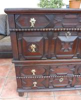 Oak Chest of Drawers (9 of 10)