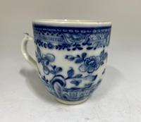Antique Oriental Chinese Porcelain Tea Cup c.1790 (4 of 8)