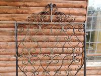 Antique Wrought Iron Garden Gate (2 of 5)
