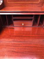 Edwardian Inlaid Mahogany Writing Desk (10 of 10)
