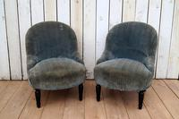 Pair of Chairs for re-upholstery (2 of 4)