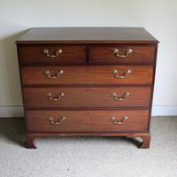 Mahogany Chest of Drawers c.1780 (2 of 8)