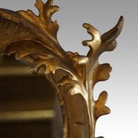 Rare Antique Gilt Florentine Mirror (3 of 6)