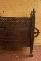 18th Century Afghan Wedding Chest (7 of 11)