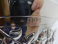 Antique Silver Bowl London 1900 by Charles Edwards (7 of 11)