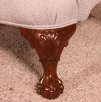 Queen Anne Armchair in Mahogany - 19th Century (9 of 9)
