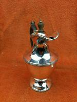 """Antique Silver Plate """"Martinoid"""" Coffee Pot -  Martin Hall & Co , C1900 - Sheffield (8 of 8)"""