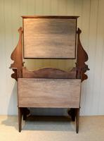 Solid Oak Arts And Crafts Chest (9 of 9)