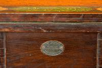 George III Period Demilune Satinwood Card Table (4 of 7)