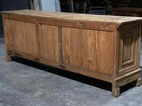 Large French Bleached Oak French Sideboard (15 of 24)