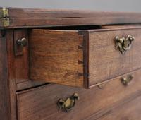 Early 18th Century Mahogany Bachelor's Chest (11 of 12)