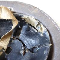 WW2 Dated Brodie Helmet with Gas Indicator (2 of 4)