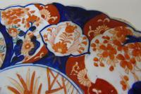 Antique Japanese Imari Charger Meiji (7 of 7)