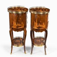 Pair of French Rosewood Occasional Tables (7 of 8)