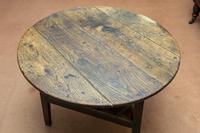 Oak Cricket Table - Wonderful Colour (3 of 4)