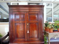 Country Oak Formal Corner Cupboard c.1770 (9 of 10)