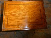Satinwood Nest of Four Tables (7 of 7)