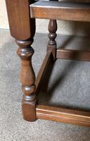 Oak Drop Leaf Occasional - Coffee Table Wood Bros, Old Charm Furniture (3 of 11)