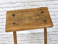 Elm-seated Country Stool (5 of 6)