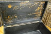 Regency Chinoiserie Japanned Box (7 of 7)