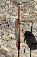Regency Rosewood Beaded Pole Screen (7 of 18)