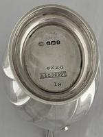 Antique Silver Milk Jug 1908 London Charles Edwards Cream Jug (4 of 10)