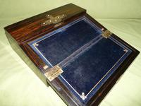 Quality Betjemann Coromandel Writing Box c.1870 (13 of 15)