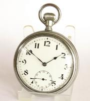 1930s Record Pocket Watch