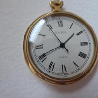 Sekonda Pocket Watch Working (2 of 7)