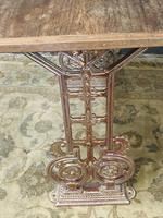 Victorian Enamelled Table (10 of 11)