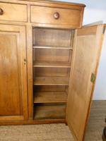 19th Century Shelved Pine Cupboard (5 of 8)