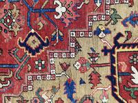 Antique Heriz Carpet 3.20m x 2.37m (9 of 10)