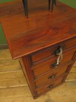 Antique Narrow Office Chest of Drawers (14 of 17)