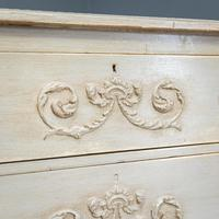 Painted 3 Drawer Chest (3 of 9)