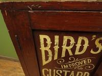Antique Victorian Table Top Birds Custard Cabinet, Shop Display Piece (7 of 13)