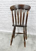 Harlequin Set of 6 Windsor Kitchen Chairs (3 of 5)