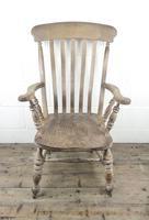 Antique Farmhouse Windsor Armchair (13 of 13)