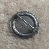 Silver Horse Shoe Brooch (2 of 2)