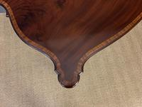 Chippendale Style Mahogany Occasional Table (10 of 10)