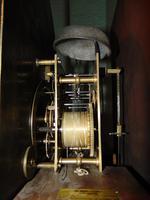 Scottish Georgian Mahogany Longcase Clock (5 of 10)