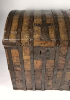 Large Early 17th Century Iron Bound Chest (6 of 22)