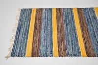 1960's Vintage Scandinavian Wool Rug (5 of 12)